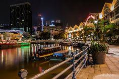 Singapore / Clarke Quay