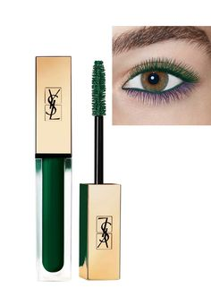 Yves Saint Laurent Mascara Vinyl Couture in Excitement Green