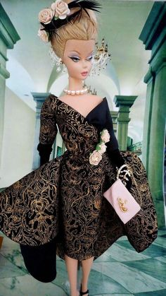 OOAK Silkstone Vintage Barbie Handmade Fashion Royalty Poppy Parker 8pc /Mary #Unbranded