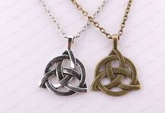 Image result for silver celtic moon jewellery