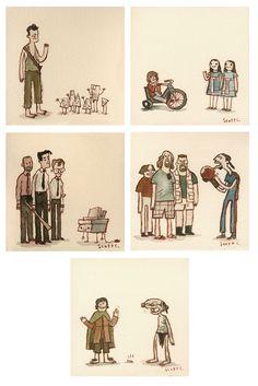 Great showdowns. By ScottC