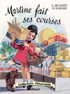 Viens découvrir les différentes collections Martine. Un livre pour chaque âge   Club-Martine