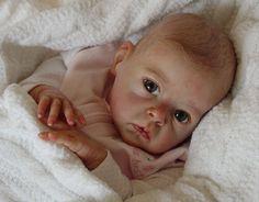 Reborn Sold out Saoirse! Stunning baby girl kendras  garden