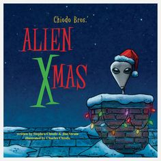 Alien Xmas now featured on Fab.
