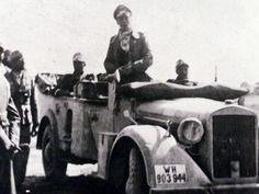 Field Marshal Erwin Rommel | The Desert Fox ... Field Marshall Erwin Rommel in North Africa in ...