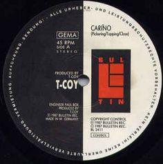 "T-Coy / Farley ""Jackmaster"" Funk & The Shy Boyz - Cariño / Really House"