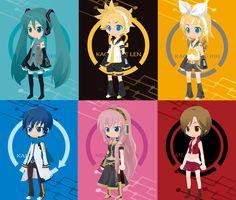 Vocaloid anime by Adoptables4U on DeviantArt