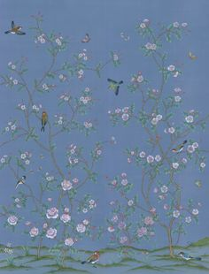 Paul Montgomery Studio™ Chinoiseries Wallpaper Collection