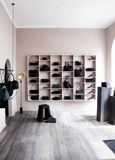 Yvonne Kone :: A New Shop in Copenhagen