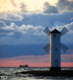 Location: Poland >> Świnoujście >> Baltic Sea by Wojciech Dziadosz