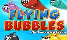downloadclub.me/FlyingBubbles.. Flying Bubbles.. Aim and shoot of the red bubble.. hope.ly/1FQRw1I