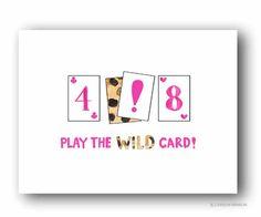 Play the Wild Card