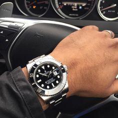 #rolex #submariner #rolexero #rolexaddict #watches #rolexsubmariner #gmt…