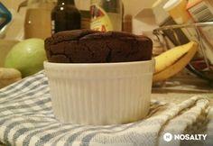 Csokoládé szuflé egyszerűen   NOSALTY Death By Chocolate, Paleo Dessert, Muffin, Snacks, Breakfast, Food, Essen, Morning Coffee, Appetizers
