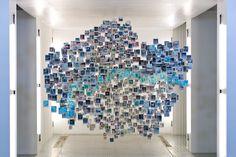 Made By You Polaroid London Map Installation by Damilola for Converse Polaroid Wand, Polaroid Foto, Installation Architecture, Art And Architecture, Installation Art, Art Installations, Images Google, Art Google, Hanging Polaroids