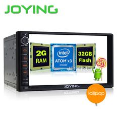 2G RAM Android 5.1 Double 2 Din tape recorder monitor Stereo GPS Navigation Car Radio Player 4G wifi BT GPS Quad Core Headunit