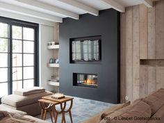 TV boven gashaard | Vakantiehuis voor 12 tot 14 personen Knokke-Heist België | ZaligAanZee.be: