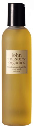 John Masters Organics Blood Orange and Vanilla Body Wash #SoukSoukfantasybathroom