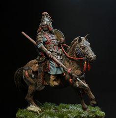 Figures: The Mongol, photo #1