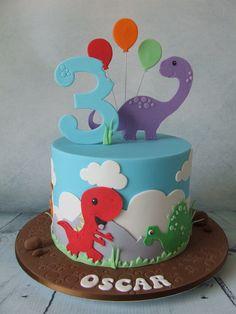 Dinosaur cake                                                                                                                                                      More
