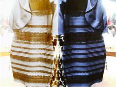 Black and blue dress costume