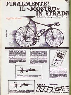 IL MOSTRO IN STRADA - Moser 51.151