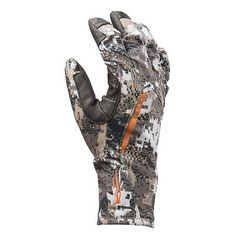 Gloves 159034: Sitka Gear Hunting Gore Windstopper Stratus Glove - Mens BUY IT NOW ONLY: $71.2