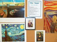The Isms of Art Bulletin Board