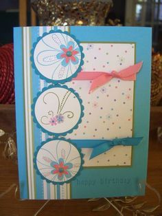 friendship blooms stampin up - Google Search