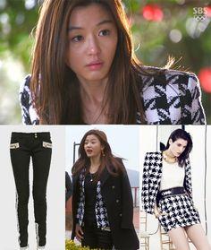 Jun Ji Hyun's Fashion Style – You Who Came From the Star Episode 19 | Beatus Corner