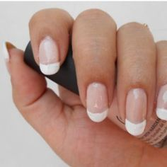 Tutorial: How To Do French Manicure At Home?