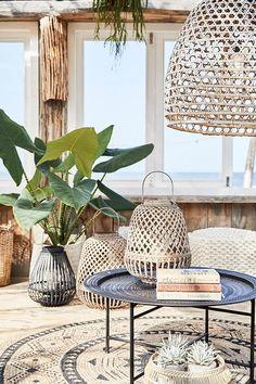 San Clemente Outdoor 20 Eclectic Boho Rattan Pendant Light Woven Lamp Natural Woven Chandelier - For Dream Gardens Balinese Decor, Boho Interior, Home Decor Inspiration, Decor, Interior Design Trends, Home, Mediterranean Decor, Beach Cottage Decor, Home Decor