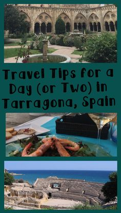When traveling between Barcelona and Valencia by car or by train, here are some travel tips for a day (or two) in Tarragona, Spain.  If you just want to see the historic sites, touring Tarragona can easily be accomplished in a day.  If you want to visit the bountiful beaches or chill for hours at the ... [Read more...]