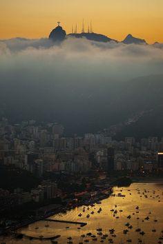 Rio de Janeiro ~ Photo by...Alex Saberi©