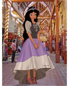 Bella Disney, Disney Jasmine, Disney Belle, Disney Girls, Princess Jasmine, Disney Princess Fashion, Disney Princess Pictures, Disney Princess Drawings, Disneyland Princess