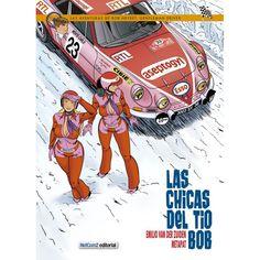 Las chicas del tio Bob - Los comics me parecen un fenómeno cultural muy respetable, aunque a mi no me terminan de interesar. Sin embargo, cuando el comic trata sobre el mundo del motor, creo que puede tener un lugar en Wanderer75. Sigan leyendo y se sorprenderán. http://w-75.com/2013/04/22/las-chicas-del-tio-bob/