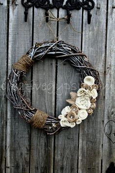 rustic/romantic x.o.x.o    www.etsy.com/shop/thecreativegypsy