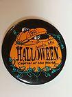 Vintage Anoka MN 1994 Halloween Capitol of the Worlld Pin