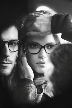 Behind the scenes of the Burberry Autumn/Winter 2012 campaign