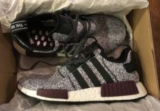 """adidas Drops """"Maroon"""" NMD R1 Exclusive to Champs"""