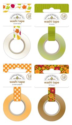 Doodlebug Design Inc Blog: Introducing Happy Harvest Collection