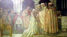 Consecration of Nicholas as bishop