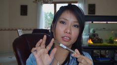 Ma première application et la revue de l'eyeliner L'Oréal Super Liner Ultra précision