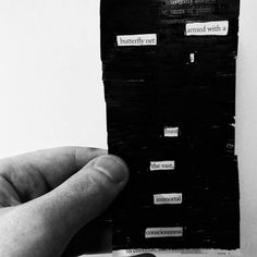 I chose my weapon poorly When you just can\'t fit it into a square #newspaperpoem #erasurepoetry #blackoutpoetry #amwriting #poetry #newspaperblackout #newspaperpoetry #blackoutpoem #blackoutcommunity #makeblackoutpoetry #writersofig #poetsofig #artfromart