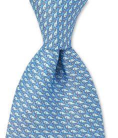Vineyard Vine Whale Tie   Style #1TBB057