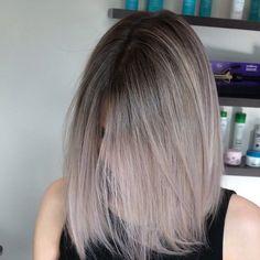 ________________________________________________ #балаяж #шату #tveret... Hair Color And Cut, Coloured Hair, Pixie Cut, Short Hair Cuts, Hair Inspiration, Balayage Hairstyle, Hair Beauty, Hair Colours, Long Hair Styles