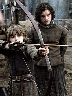 Bran & Jon