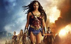 Fondos Wonder Woman,