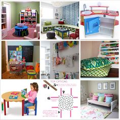 Toddler Playroom Ideas: 7 things a play room needs