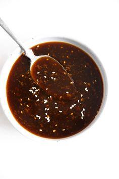 Teriyaki Sauce Recipe - How to Make Teriyaki Sauce Make Teriyaki Sauce, Baked Teriyaki Chicken, Sauce Recipes, Chicken Recipes, Japanese Teriyaki, Veggie Skewers, Honey And Soy Sauce, Breakfast Casserole Easy, Soy Products